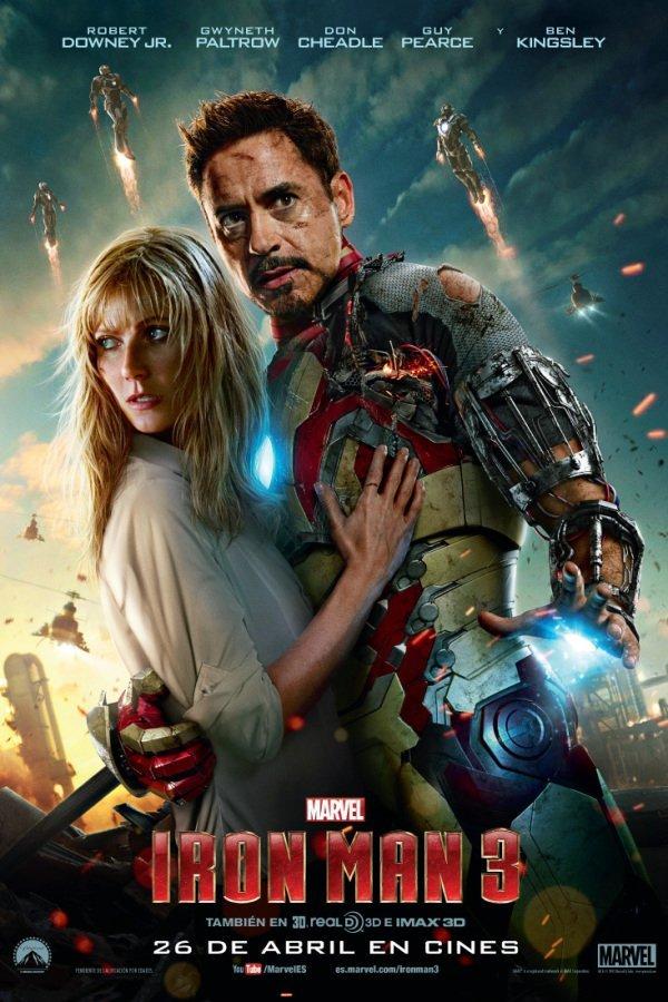 Ver Iron Man 3 online gratis en HD latino español subtítulado | Pedropolis