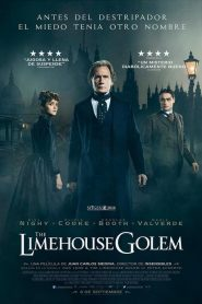 Los misteriosos asesinatos de Limehouse / The Limehouse Golem