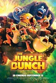 The jungle bunch. La panda de la selva / Una jungla de locura / Les As de la Jungle