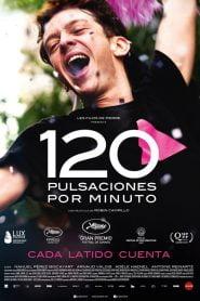 120 pulsaciones por minuto / 120 latidos por minuto