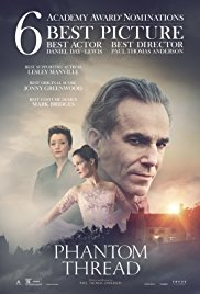 El hilo invisible / Phantom Thread (El hilo fantasma)