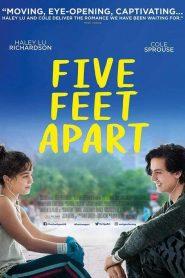A dos metros de ti (Five Feet Apart)