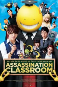 Assassination Classroom Live Action