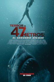 Terror a 47 metros: el segundo ataque / A 47 metros 2