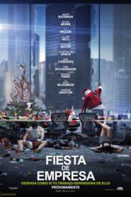 Fiesta de Navidad en la oficina / Fiesta de empresa