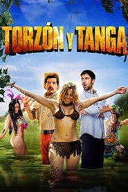 Torzón y Tanga (Mi adorable salvaje)