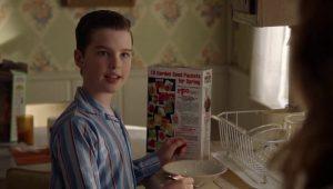 El joven Sheldon: 3×18