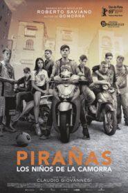 Pirañas: Los niños de la camorra (La paranza dei bambini)
