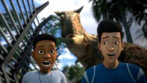 Jurassic World: Campamento Cretácico: 1×2