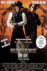 Las aventuras de Jim West (Wild Wild West)