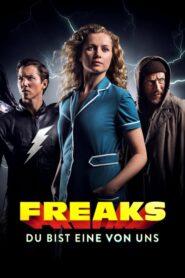 Freaks: Eres de los nuestros / Freaks: 3 superhéroes