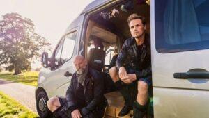 Men in Kilts: Un roadtrip con Sam y Graham: 1×7